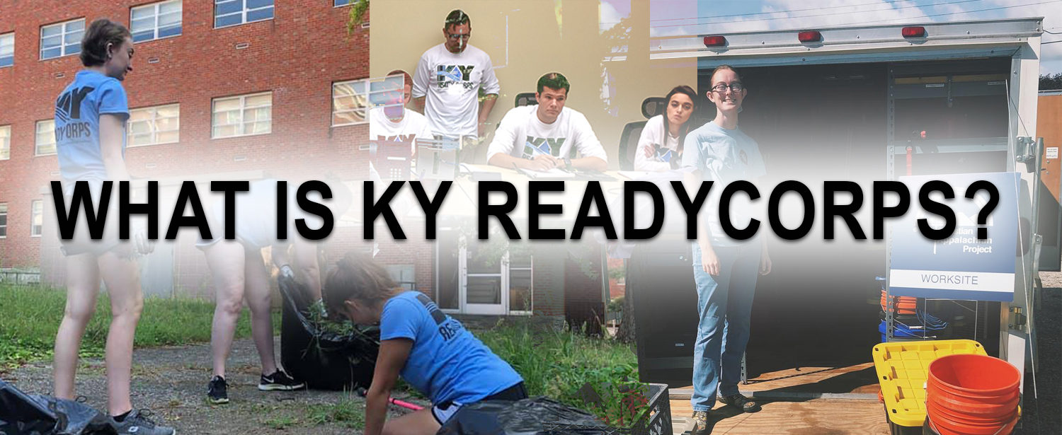 What is KY READY Corps?